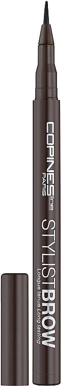 Лайнер для бровей - Copines Stylist Brow Liner