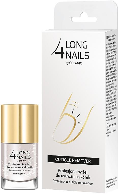 Профессиональный гель для удаления кутикулы - Long4Lashes Nails Cuticle Remover
