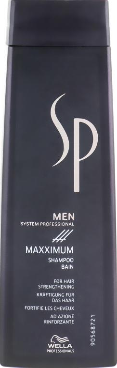 """Шампунь """"Максимум"""" против выпадения волос - Wella SP Men Maxximum Shampoo"""