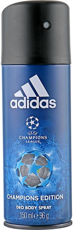 Adidas UEFA Champions League Champions Edition - Дезодорант-антиперспирант
