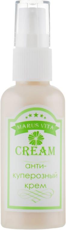 Антикуперозный крем для лица - Marus Vita — фото N2