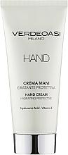 Духи, Парфюмерия, косметика Увлажняющий защитный крем для рук - Verdeoasi Hand Cream Hydrating Protective