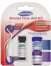 Духи, Парфюмерия, косметика Набор скорой стоматологической помощи - Dentek Dental First Aid Kit