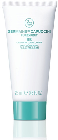 ВВ Крем для лица завершающий - Germaine de Capuccini PurExpert BB Cream Natural Cover