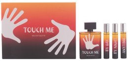 Духи, Парфюмерия, косметика Concept V Design Touch Me - Набор (edt/100ml + edt/3x20ml)