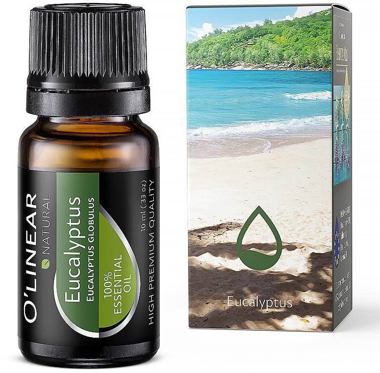 Эфирное масло эвкалипта - O`linear Eucalyptus Essential Oil