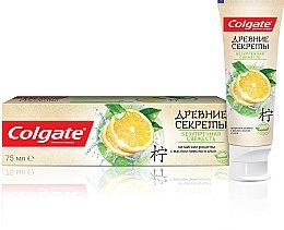 """Зубная паста """"Древние секреты. Безупречная свежесть"""" - Colgate — фото N1"""