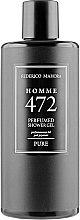 Духи, Парфюмерия, косметика Federico Mahora Pure 472 Homme - Парфюмированный гель для душа