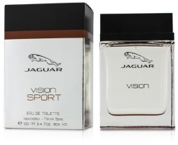 Духи, Парфюмерия, косметика Jaguar Vision Sport - Туалетная вода