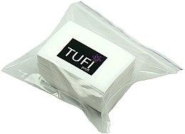 Парфумерія, косметика Безворсові серветки, тканинні 5х3 см, 100 шт. - Tufi Profi