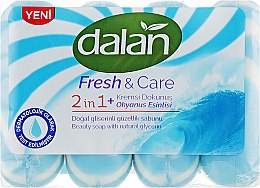 "Духи, Парфюмерия, косметика Туалетное мыло ""Океанский бриз"" - Dalan Fresh&Care Beauty Soap With Natural Glycerin"