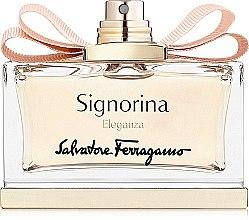 Духи, Парфюмерия, косметика Salvatore Ferragamo Signorina Eleganza - Парфюмированная вода (тестер без крышечки)