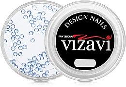 """Духи, Парфюмерия, косметика Украшения для дизайна ногтей """"Пиксели"""" - Vizavi Professional"""