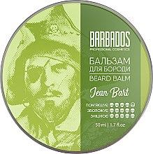 Духи, Парфюмерия, косметика Бальзам для бороды - Barbados Pirates Beard Balm Jean Bart