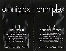 Духи, Парфюмерия, косметика Комплекс для реконструкции и защиты волос - FarmaVita Omniplex Bond Maker (пробник)