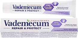 Духи, Парфюмерия, косметика Зубная паста восстанавливающая - Vademecum ProEnamel Complex Repair Toothpaste