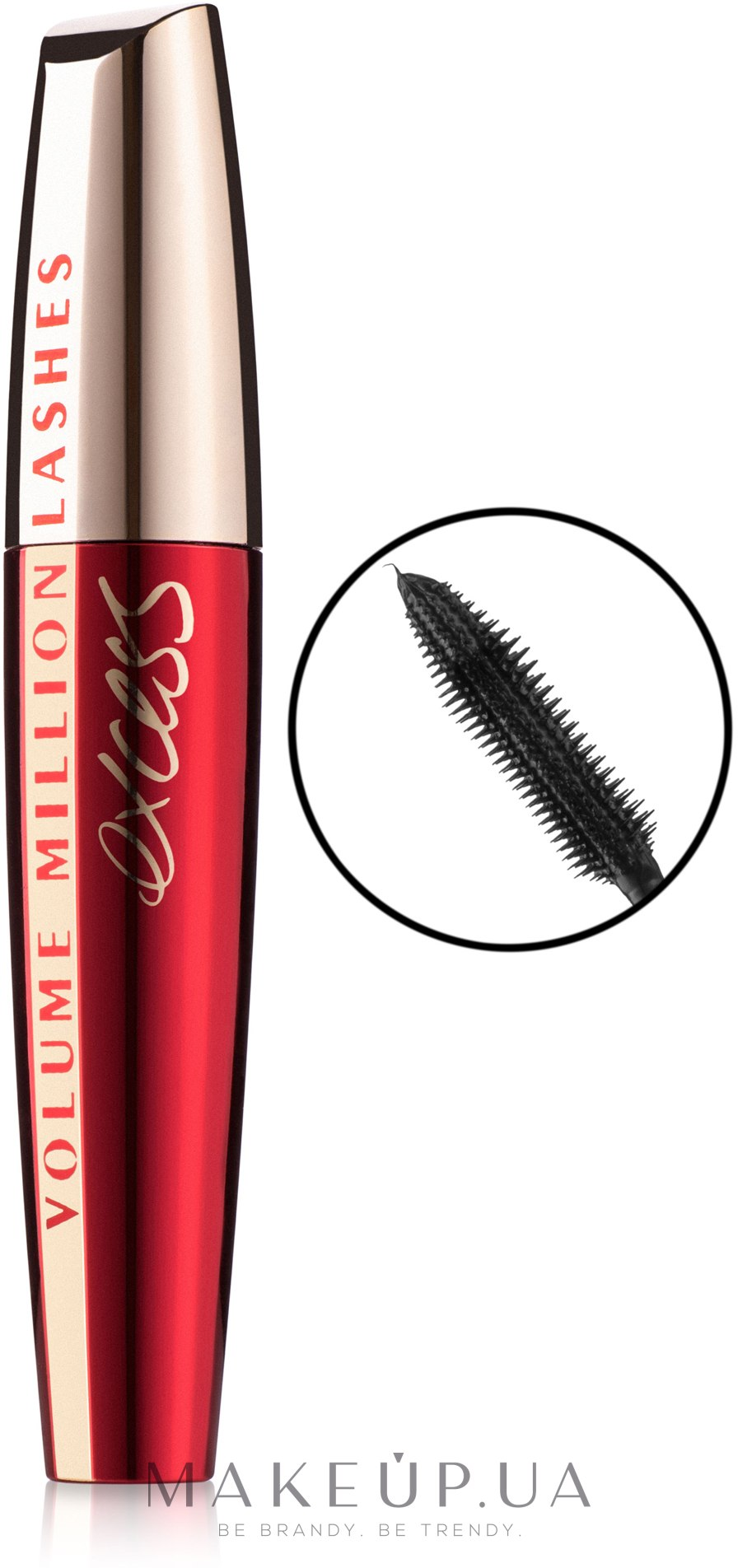 df22f80d181 ... Тушь для ресниц - L'Oreal Paris Volume Million Lashes Excess Mascara —  фото N2