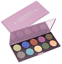 Духи, Парфюмерия, косметика Палетка теней для век - Neve Cosmetics Duochrome Eyeshadow Palette