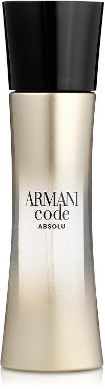 Giorgio Armani Code Absolu - Парфюмированная вода (тестер с крышечкой)
