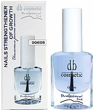 """Духи, Парфюмерия, косметика Средство для ногтей """"Усилитель роста"""" - Dark Blue Cosmetics Prof Line Nails Strengthener of Growth"""