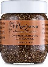 Духи, Парфюмерия, косметика Скраб с апельсином и корицей в эконом-упаковке - Morjana Hammam Essentials Refill Delicious Scrub-Cinnamon Orange
