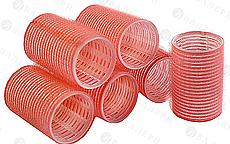 Духи, Парфюмерия, косметика Бигуди 65 мм, красные - Wella Professionals Big Velcro Roller