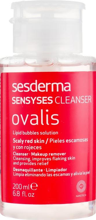 Лосьон для очищения кожи - SesDerma Laboratories Sensyses Cleanser Ovalis
