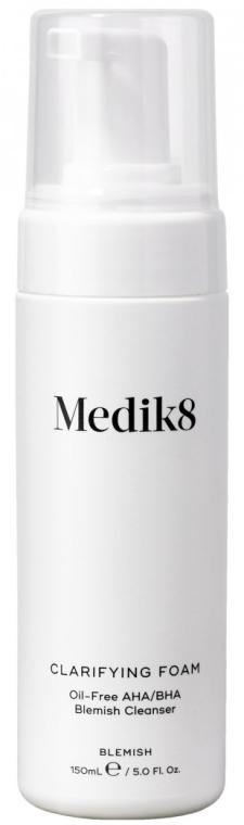 Очищающая пенка для жирной кожи - Medik8 Clarifyng Foam