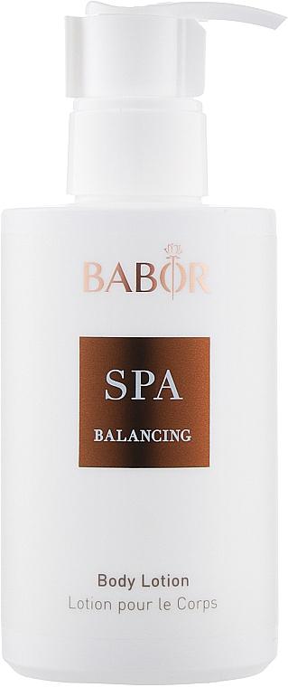 "Лосьон для Тела ""СПА Баланс"" - Babor Balancing Body Lotion"