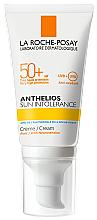 Духи, Парфюмерия, косметика Солнцезащитный крем для кожи лица, склонной к солнечной непереносимости SPF 50+ - La Roche-Posay Anthelios Sun Intolerance SPF50+
