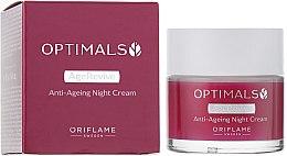 Духи, Парфюмерия, косметика Антивозрастной ночной крем - Oriflame Optimals Age Revive Anti-Ageing Night Cream