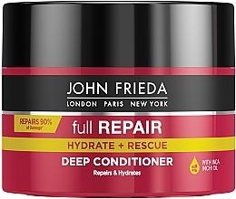 Духи, Парфюмерия, косметика Маска для восстановления волос - John Frieda Full Repair Strengthen & Restore Deep Conditioner