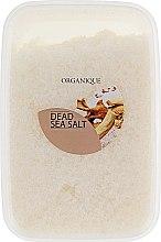 """Духи, Парфюмерия, косметика Соль для ванны """"Соль Мертвого моря"""" - Organique Bath Salt Dead Sea"""