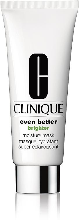 Увлажняющая маска для лица - Clinique Even Better Brightening Moisture Mask