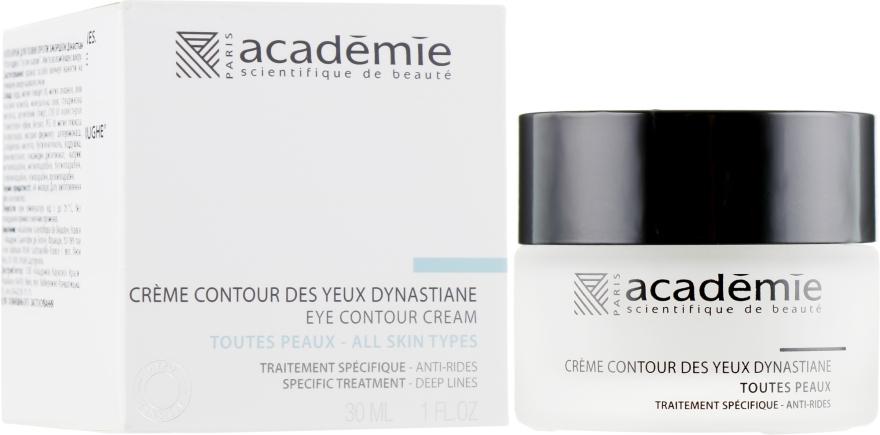 Крем для контура глаз - Academie Eye Contour Cream Dynastiane