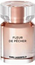 Духи, Парфюмерия, косметика Karl Lagerfeld Fleur De Pecher - Парфюмированная вода (тестер без крышечки)