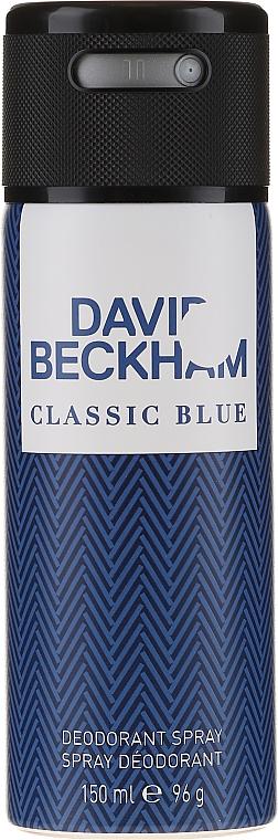 David & Victoria Beckham Classic Blue - Дезодорант-спрей