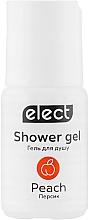 """Духи, Парфюмерия, косметика Гель для душа """"Персик"""" - Elect Shower Gel Peach (мини)"""