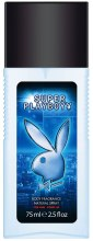 Духи, Парфюмерия, косметика Playboy Super Playboy For Him - Дезодорант-спрей