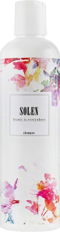 """Шампунь """"Гладкость и питание"""" - Solen Shampoo"""