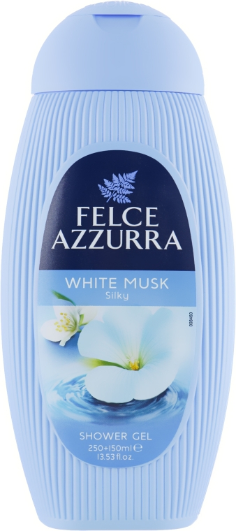 "Гель для душа ""Белый мускус"" - Felce Azzurra Shower-Gel — фото N1"