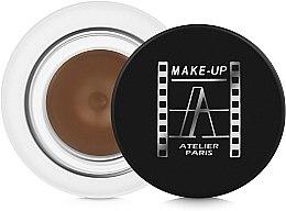 Духи, Парфюмерия, косметика Гель-подводка водоустойчивая - Make-Up Atelier Paris Gel Eyeliner