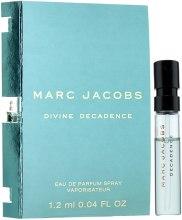 Духи, Парфюмерия, косметика Marc Jacobs Divine Decadence - Парфюмированная вода (пробник)