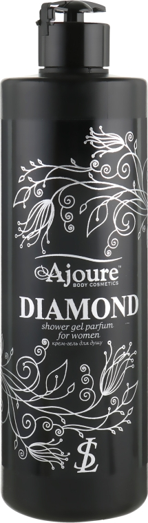 "Крем-гель для душа ""Диамант"" - Ajoure Diamond Perfumed Shower Gel"