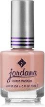 Духи, Парфюмерия, косметика Лак для ногтей - Jordana French Manicure Nail Polish