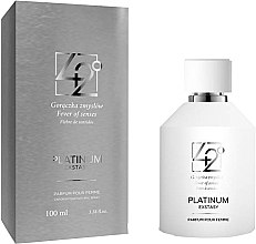 Парфумерія, косметика 42° by Beauty More Platinum Extasy Pour Femme - Парфумована вода