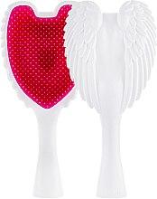 Духи, Парфюмерия, косметика Расческа-ангел, белый + фуксия - Tangle Angel Essentials Detangling Brush