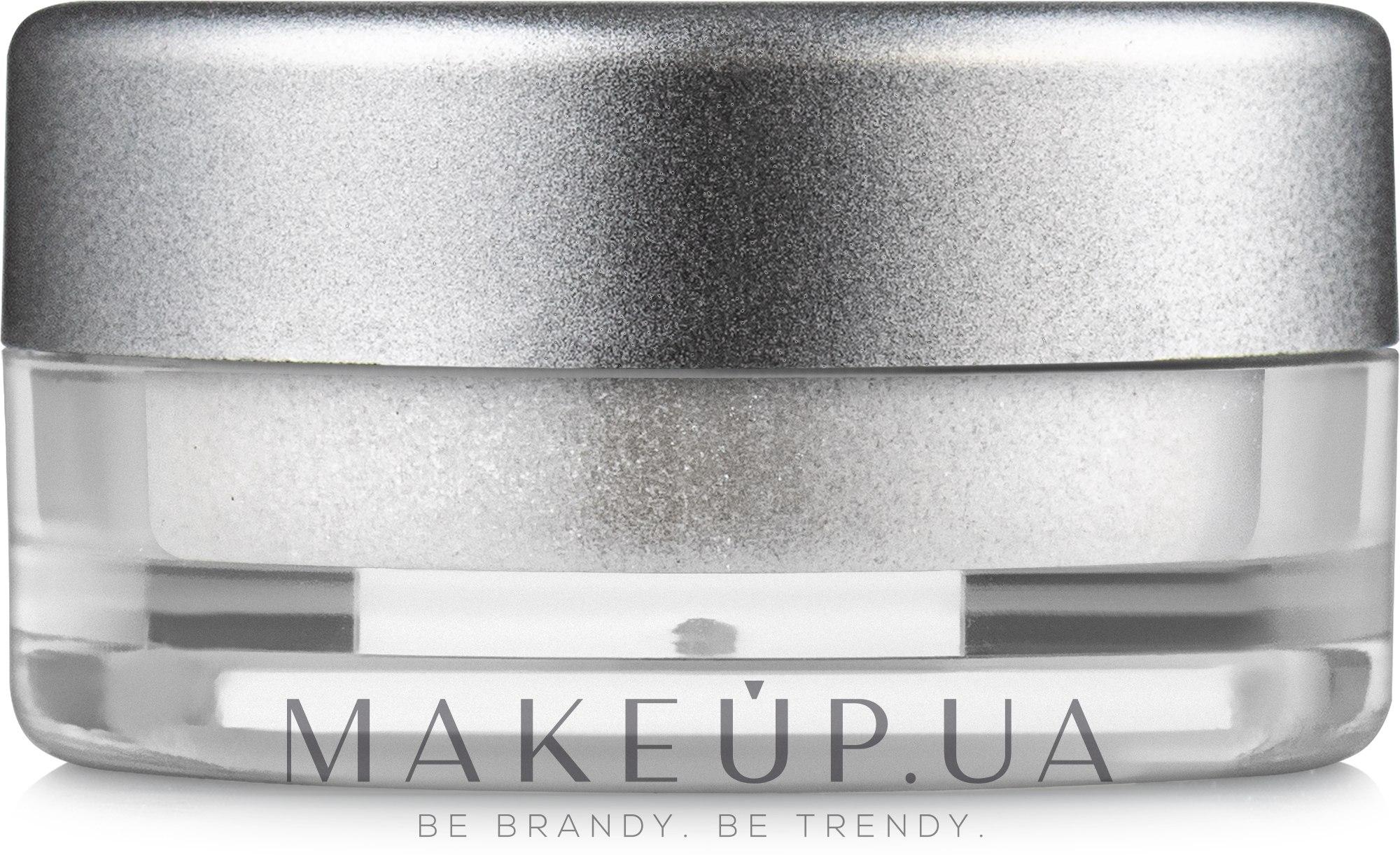 Тени для век - Aden Cosmetics Loose Powder Eyeshadow Pigment Powder — фото 01 - White