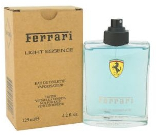 Ferrari Light Essence - Туалетная вода (тестер без крышечки)