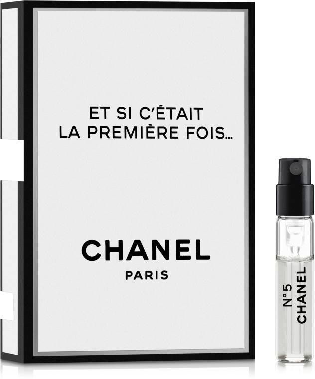Chanel N5 Eau Premiere - Парфумована вода (пробник) — фото N1